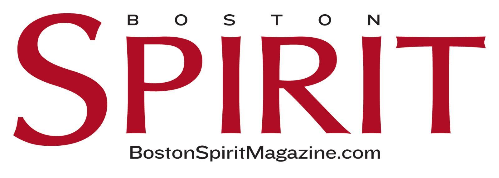 Boston Spirit Magazine logo