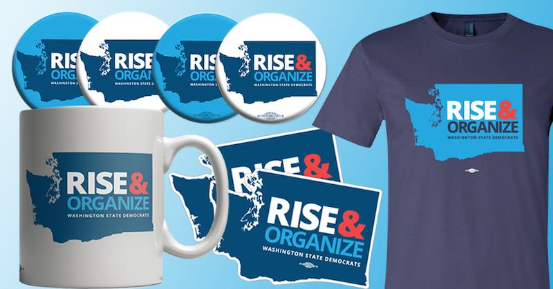 Help us Rise & Organize