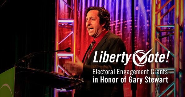 Electoral Engagement Grants in Honor of Gary Stewart